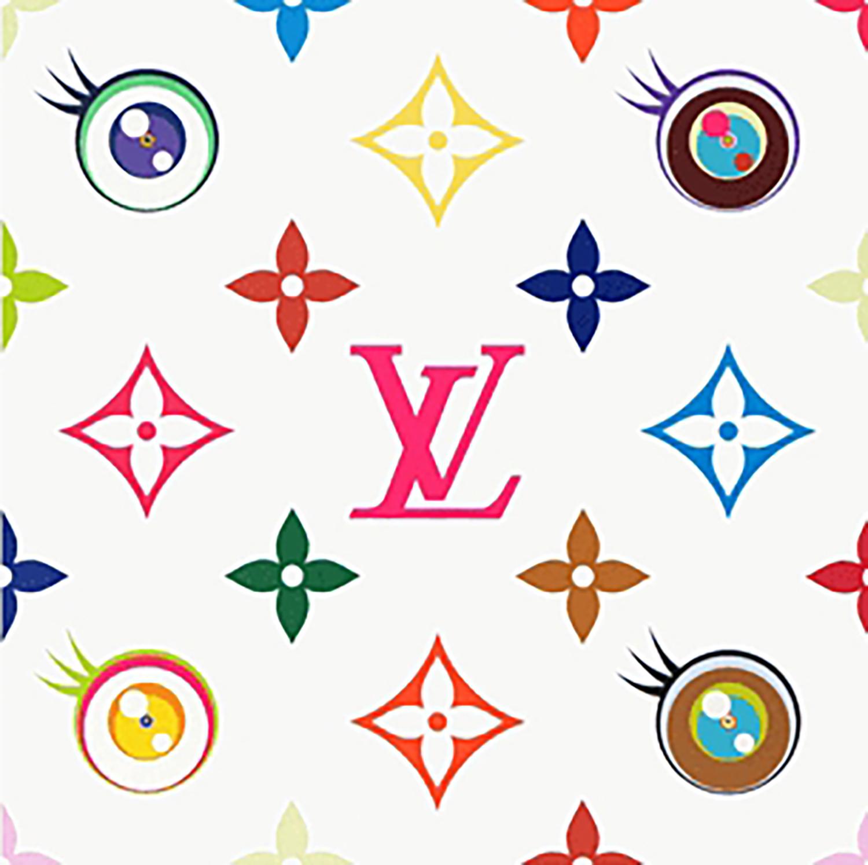 村上隆 Superflat Monogram (pink)