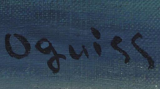 荻須高徳 サイン