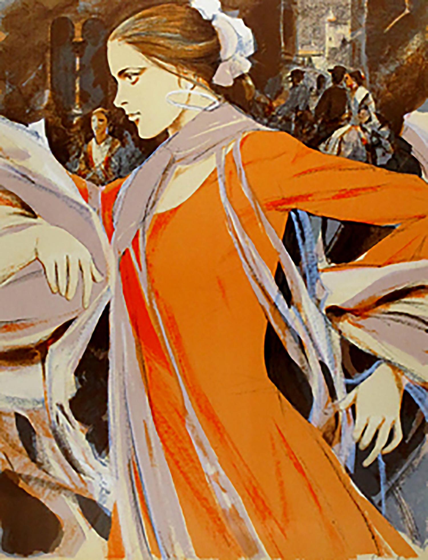 斎藤三郎 スペインの娘