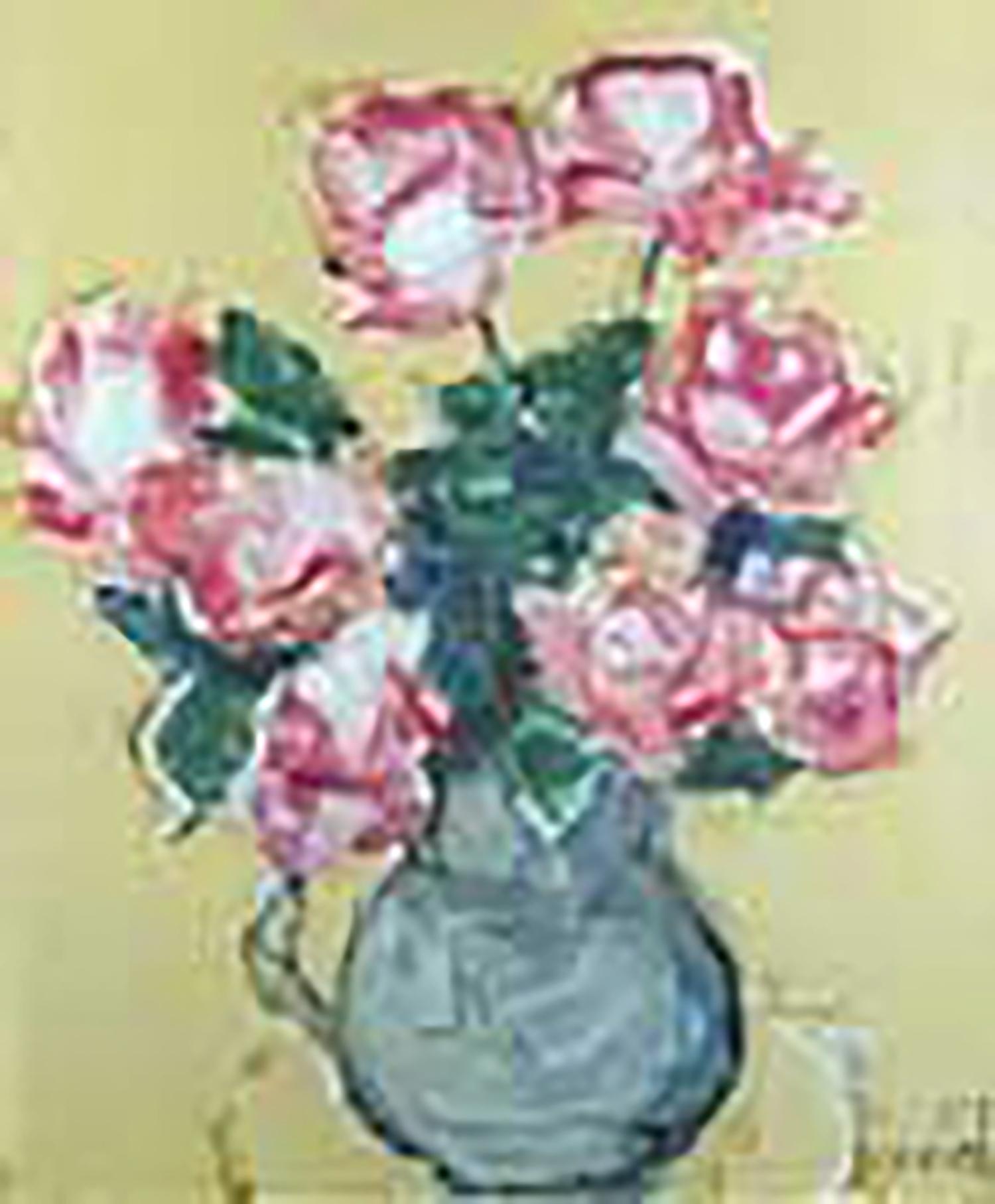 鈴木千久馬 薔薇