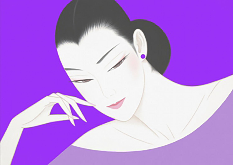 鶴田一郎 Pure Purple