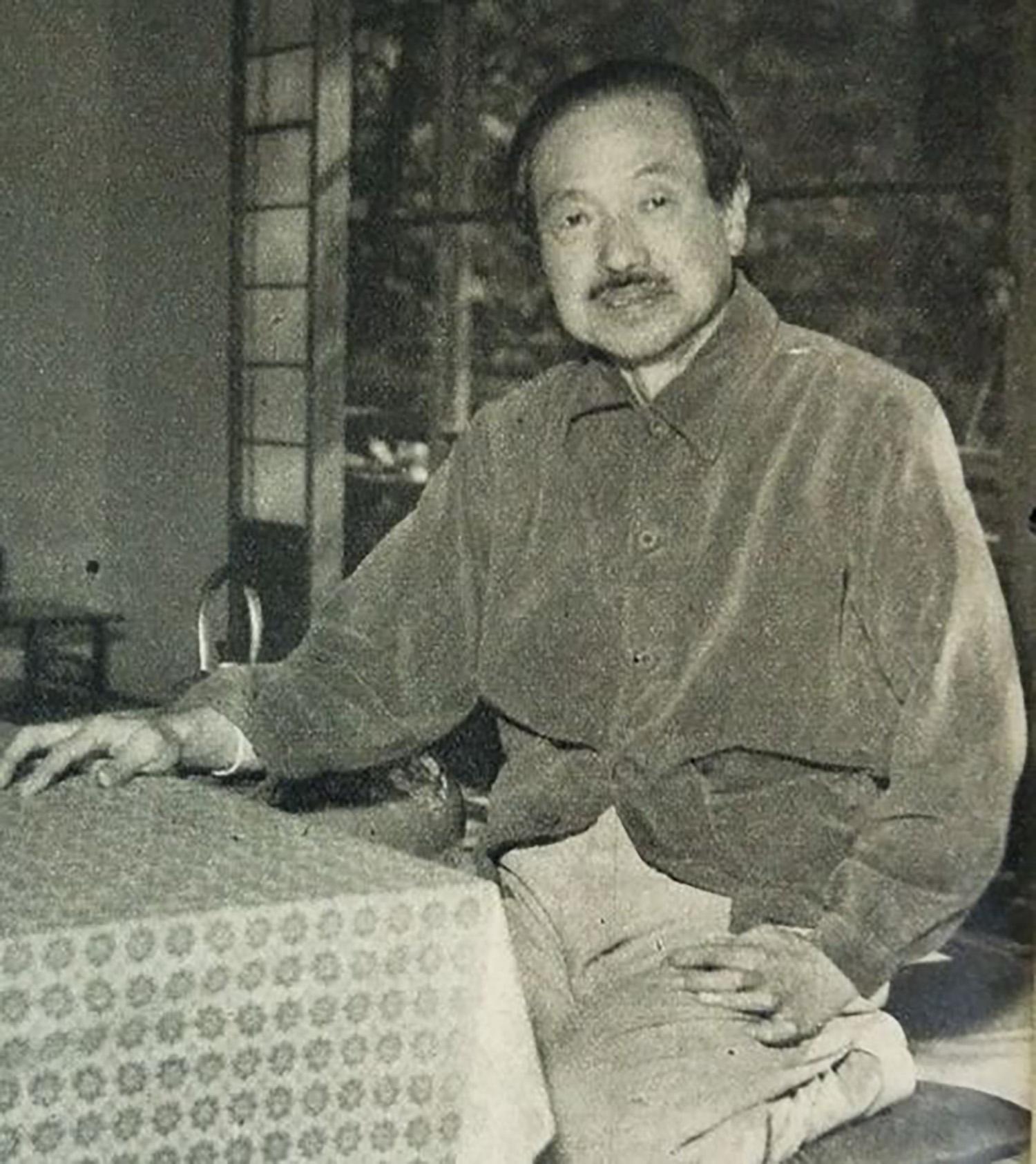 安井 曾太郎